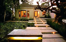 outdoor landscape lighting ideas low voltage led path pathway