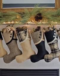 50 beautiful christmas stocking ideas and inspirations christmas