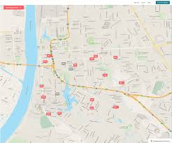 Baton Rouge Map A Glance At Airbnbs In The Baton Rouge Region 225