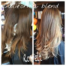 california blend hair color make love with your hair by