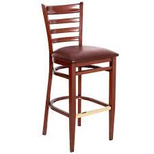 Wrought Iron Commercial Bistro Chair Restaurant Bar Stools Commercial Bar Stools