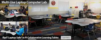 Computer Lab Interior Design Smart Desks Collaborative Office U0026 Classroom Work Spaces