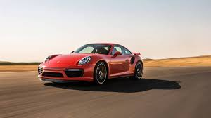 2017 porsche 911 turbo and turbo s review with horsepower price