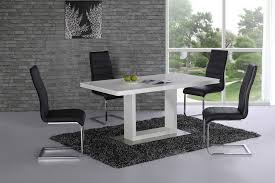 Black Gloss Dining Table And 6 Chairs Excellent Ideas High Gloss Dining Table Amazing Design High Gloss