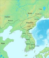 Map Of China And Japan by History Of China And East Asia To The Ming Dynasty