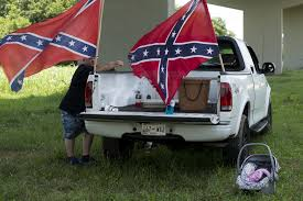 Pa Flag Man Burns Confederate Flag Flying From Pickup Truck The Morning Call