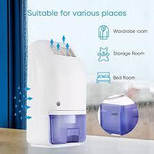 deshumidificateur silencieux pour chambre déshumidificateur salle de bain mural faites le bon choix pour