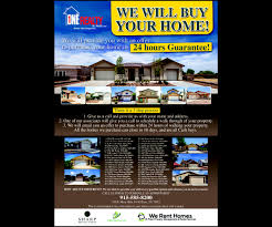 Walking Home Design Inc by Professional Serious Flyer Design For John Rayborn By Sajal