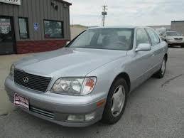 2000 lexus ls 2000 lexus ls 400 for sale in hawaii carsforsale com