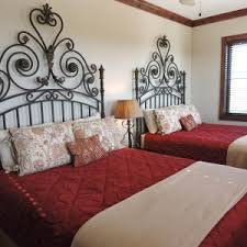 bedroom appealing wrought iron headboard for inspiring bed frame