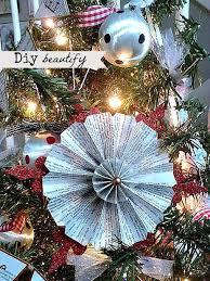 mini tree and diy ornaments diy beautify