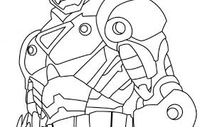 coloring pages iron man iron man mask coloring pages