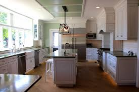 Ash Kitchen Cabinets by Apartments Fascinating Grey And White Kitchen Makeover Medium