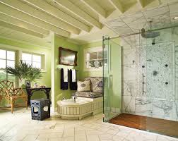 Open Shower Bathroom The Pros And Cons Of Open And Closed Showers Freshome