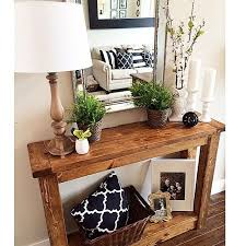 Living Room End Table Decor Best 25 Console Table Decor Ideas On Pinterest Foyer Table