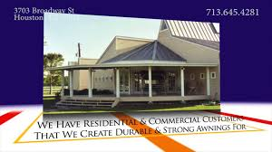 Local Awning Companies Awnings Patio Covers And Carports In Houston Tx Abc Awning