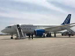 southwest flight sale delta u0027s new bombardier c series jet pictures facts business