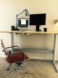 diy sit stand desk plans best home furniture decoration