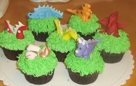 dinosaur cupcakes cupcakes