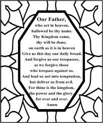 25 unique lord u0027s prayer ideas on pinterest lords prayer crafts