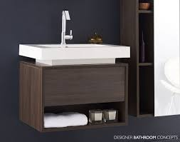 Modern Walnut Bathroom Vanity by Bathroom Enchanting Modern Black Bathroom Decoration Using Mount