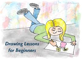 drawing lessons for beginners helloartsy