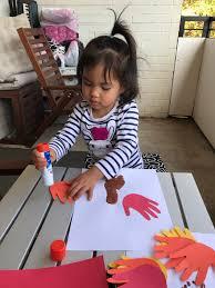 thanksgiving toddlers turkey footprint u0026 handprint easy thanksgiving craft idea for