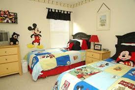 chambre mickey mouse chambre mickey mouse