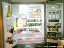 organize home organizing my kitchen with the frigidaire gallery fridge echoes