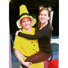 Curious George Halloween Costumes Funny Costume Ideas Couples Popsugar Love U0026