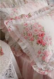 pretty shabby chic pink bedding these are a few of my