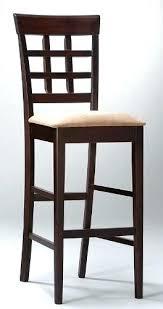 bar stool table set of 2 high bar stool chairs kleinerdrei co