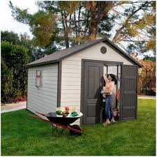 backyards ergonomic storage sheds lancaster county barns new
