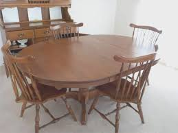 dining room heywood wakefield dining room table excellent home
