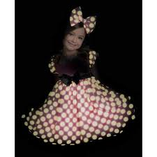 Minnie Mouse Clothes For Toddlers Disney Mickey Mouse Clubhouse Pink Minnie Mouse Glow In The Dark