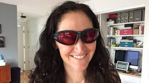 blue light blocking glasses for sleep these blue light blocking glasses have seriously improved the
