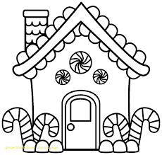 printable gingerbread house colouring page gingerbread house coloring page with printable and pages sharry me