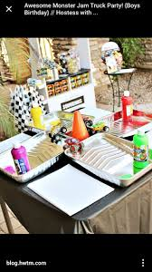 monster jam truck party supplies 144 best monster jam party images on pinterest birthday party