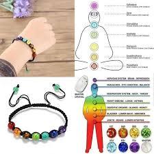 energy bracelet life images Best 7 chakra healing balance beads bracelet yoga life energy jpg