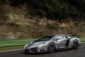 lamborghini veneno crash lamborghini veneno front side view on track sssupersports