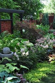 Country Backyard Landscaping Ideas by 54 Best Shade Garden Ideas Images On Pinterest Landscaping