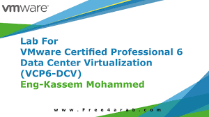 06 lab for vcp6 dcv vsphere backup and replication by eng