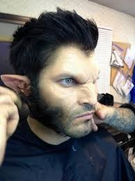 werewolf makeup tutorial male 32 best cosplay klaarg images on pinterest life hacks life tips