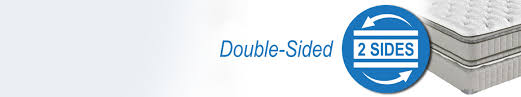 double sided mattresses sleep inc mattress