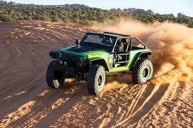moab jeep safari 2016 2016 easter jeep safari concepts first drive three triple zero