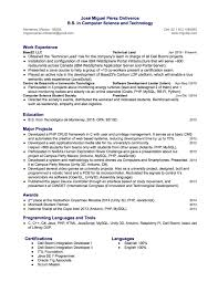 Scrum Master Resume Miguel Pérez B S In Computer Science And Technology
