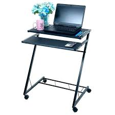 Car Computer Desk Mobile Computer Desk For Car S Ts Top Ultra Rolling Cart Compact