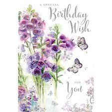 butterflies birthday cards and stationery for adults ebay