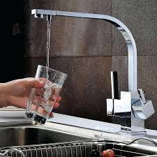 moen kitchen faucet with water filter filter faucet kitchen hot sale promotion square style kitchen sink