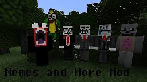 Minecraft Meme Mod - all 1 2 5 pippac a modpack compilation of all my mods minecraft mod